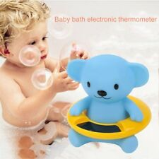 Baby Infant Bath Tub Water Temperature Tester Toy Animal Shape Thermometer KC