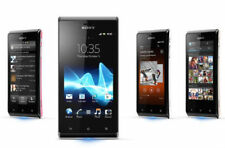 Sony Ericsson Xperia J ST26i 3G WIFI 5MP Android Cell Phone Original Unlocked