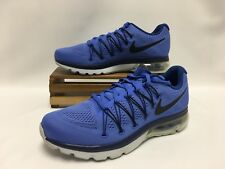Nike Air Max Excellerate 5 Running Shoes Blue Black Silver 852692-401 Men's NEW