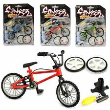 1 PC Alloy Finger Mountain Bikes BMX Fixie Bicycle Boy Toy Game Gift Pop New