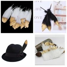 20/100pcs Beautiful Natural Goose Feather 15-20cm/6-8 inch Wedding Party Decor