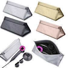PU Leather Travel Storage Case Clutch Bag For Dyson Supersonic Hair Dryer Gift