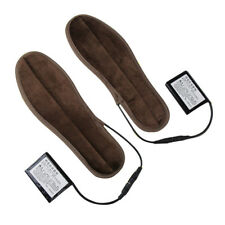 1 Pair Rechargeable Battery Heated Insoles Winter Shoes Boots Foot Warmer Keeper