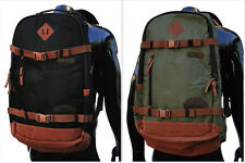 New Grizzly griptape supply co. Rescue Patrol Mens Travel backpack School bag