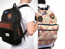 New Grizzly Griptape Outdoor Unisex Mens Backpack School Travel Bag