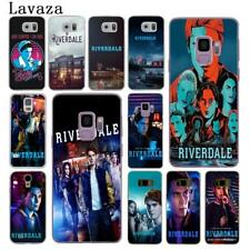Phone Cover slim Design pattern for Samsung Galaxy S6 S7 Edge S8 S9 Plus Hard