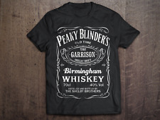 Peaky Blinders T shirt The Garrison Shelby Bros All Sizes