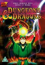 Dungeons And Dragons - Vol. 2 (DVD, 2005) new freepost