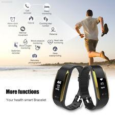 0.87 Inch OLED Pedometer Heart Rate Sport Bluetooth Watch Multifunction