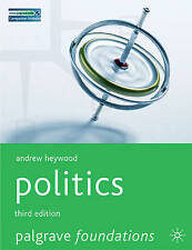 Politics by Andrew Heywood (Paperback, 2007)