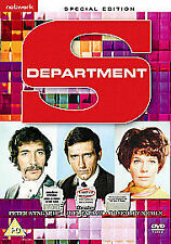 Department S - Series 1-2 - Complete (DVD, 2008, 8-Disc Set, Box Set) special ed