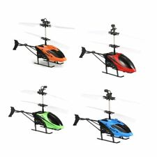 D715 Flying Mini Infrared Induction RC Helicopter Drone LED Flash for Kid Toy XP