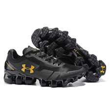 2018 Men's Under Armour Mens UA Scorpio Running Shoes Gold+Black Leisure Shoes