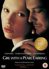 Girl With A Pearl Earring (DVD, 2004) new freepost