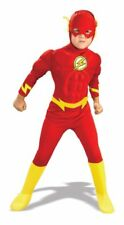 Flash Deluxe Muscle Child Costume by Rubies