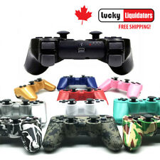 Wireless Game Controller for Sony PlayStation 3 Rumble Feature PS3 ALL 11 COLORS