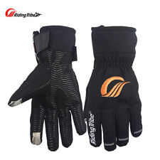 Cycling Motorcycle Winter Gloves Rider Keep Warm Water-proof Touch Screen Racing