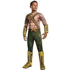Batman v Superman: Dawn of Justice - Deluxe Aquaman Costume For Kids by Rubies