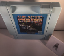 Nes - Galactic Crusader (CHOOSE YOUR CART) Free shipping No box or manual