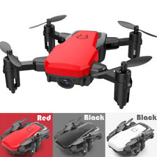 Mini D2WH Foldable With Wifi FPV 2.0MP Camera 2.4G 6-Axis RC Quadcopter Drone US