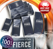 ❗️ NEW Authentic FIERCE by Abercrombie & Fitch 1.0 1.7 3.4 6.7 oz Cologne SPRAY