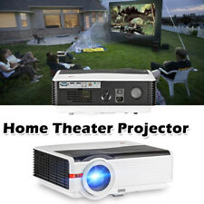 CAIWEI LED Home Theater Projector USB HD 1080P HDMI*2 USB*2 PS4 Xbox TV Box Game