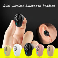 Mini Wireless Bluetooth 4.1 Stereo In-Ear Headset Earphone for Samsung iPhone E
