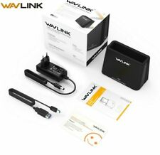 Wavlink 2.5/3.5 hdd Enclosure USB3.0 to SATA External Hard Drive Single Bay