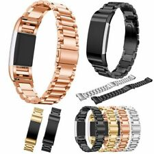 Replacement Stainless Steel Bracelet Strap Band for Fitbit Charge 2 Smart Watch