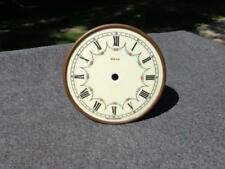 Heco 400 Day Anniversary Porcelain Dial Shelf Mantle Clock