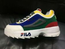 FILA Womens Disruptor II 2 Sneakers Casual Athletic Running Sports Shoes Lot
