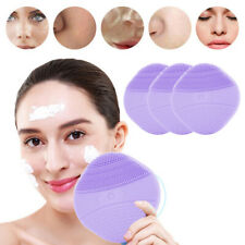Face Skin Care Wash Cleansing Brush Device Beauty Facial Iris Face Skin Care