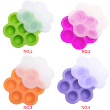7 Holes Silicone Egg Bites Mold for Fit Cooker Kitchen Pot Accessories Reusable