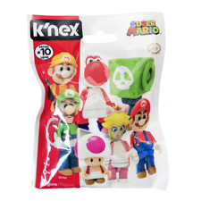 New 1 3 5 10 Or 24 K'Nex Super Mario Series 10 Mystery Blinde Tasche Figur
