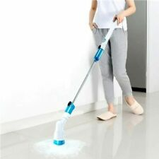 Electric Wireless Power Scrubber Rotary Drill Brush Mop For Cleaning Bathroom