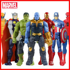 Avengers Thanos Spiderman Iron Man Captain America Thor Wolverine Dolls for kid