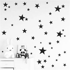 Cartoon Starry Wall Stickers For Kids Rooms Home Decor Little Stars Decals Baby