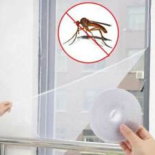 New Mesh Door Net Curtain Magnetic Snap Fly Bug Insect Mosquito Screen Guard US