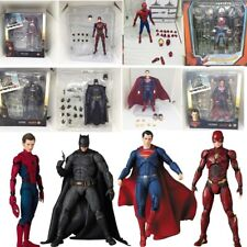 Action Figure Toy Doll DC Justice League Super Hero Batman Flash Wonder Woman