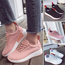 Womens Casual Outdoor Gym Sports Shoes Running Fitness Trainers Hiking Sneakers