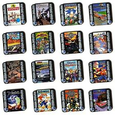 Sega Saturn Games - Box Art - Gaming Gifts - Wooden Coasters - Gaming - 4 For 3
