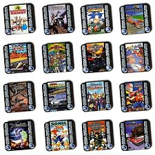 Sega Saturn Games Retro - Sega Saturn Box Art - Wood Coasters - Gaming - 4 For 3