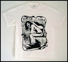 FRANK ZAPPA ON THE TOILET VTG STYLE T-SHIRT SIZE S-5XL