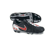 Nike TOTAL 90 SHOOT III FG 2010 SOCCER SHOES B/R/S