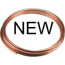 NEW microbore copper plumbing pipe/tube GAS water