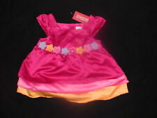 NWT GYMBOREE FAIRY FASHIONABLE TIERED LAYERED TSILKY OP