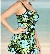 Women's Summer Vacation swimwear swimdress,bathing suit plus18W 20W 22W 24W