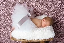 Angel Tutu White baby infant