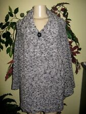 Women's Winter Fall Washable cozy knit Sweater jacket Cardigan plus size 2X 3X