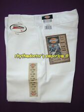 Dickies Mens 874 WH Traditional Original Fit Straight Leg Work Pant White New